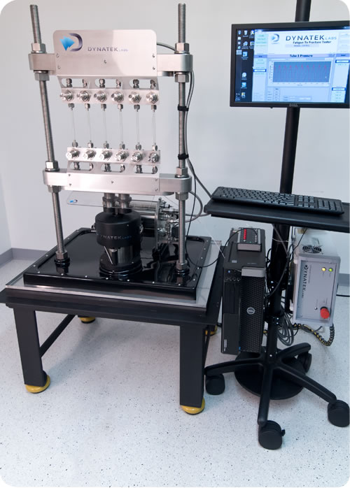 Fatigue to Fracture Tester